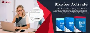 Learn to Activate McAfee